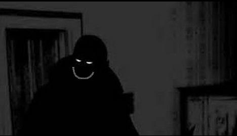 home-intruder