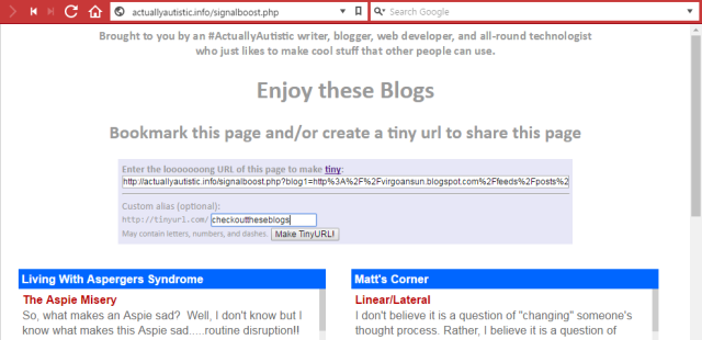 share your favorite blogs and also tweet with new features